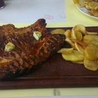 Photo taken at Kozi's - Meet 'n Eat by Panos K. on 2/12/2013