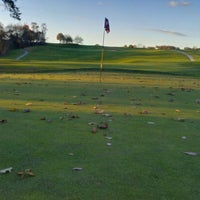 Photo taken at Greystone Golf Course by Kevin K. on 10/20/2012
