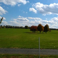 Photo taken at Geneva Farm Golf Course by Kevin K. on 10/21/2012