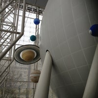 Photo prise au Hayden Planetarium par Holiday le3/8/2013