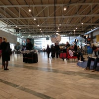 Photo taken at Gothenburg Landvetter Airport (GOT) by Per G. on 10/6/2012
