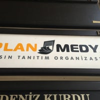 Photo taken at Plan Medya Basın Tanıtım Organizasyon by Kemal B. on 3/25/2013