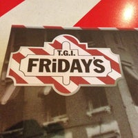 Photo taken at T.G.I. Friday's by Yair I. on 11/26/2012