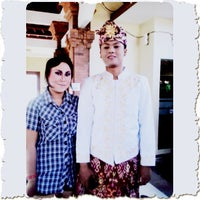 Photo taken at Banjar Penopengan - Sanur by Bella O. on 9/27/2013