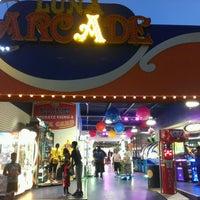 Photo taken at Luna Arcade by Carol M L. on 8/18/2016
