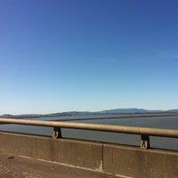 Photo taken at Mare Island Causeway Bridge by Andy B. on 2/24/2013