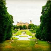 Photo taken at Schweriner Schloss by Mellani on 6/20/2014