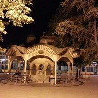 Photo taken at Sokullu Mehmet Paşa Camii by Faruk Ç. on 5/4/2013