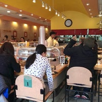 Photo taken at Sushi Station by Tom R. on 5/23/2013