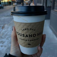 Photo taken at Land of a Thousand Hills Coffee Co. by Vy on 1/22/2016