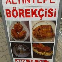 Das Foto wurde bei Altıntepe Börekçisi von Ünal B. am 2/22/2013 aufgenommen