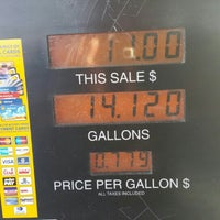 Photo taken at Shell by Roger W. on 1/29/2016