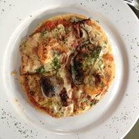 Photo taken at El Olivo Restaurante by Ferso G. on 10/22/2012