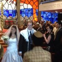 Photo taken at Sinagoga Circulo Israelita De Santiago by Julio L. on 12/8/2013
