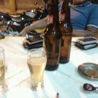 Photo taken at Bar do Boi by Alvaro J. on 10/24/2012