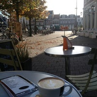 Photo taken at Grand Cafe Halewijn by Joet H. on 10/19/2014