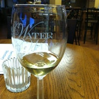 Photo taken at Water 2 Wine by Stephanie G. on 9/4/2013