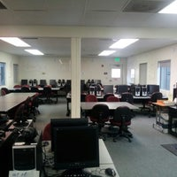 Photo taken at City College: Bungalow 600s by Dennis T. on 12/12/2012