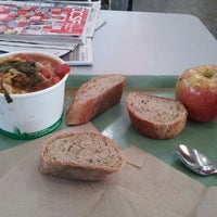 Photo taken at City College: Cafeteria by Dennis T. on 3/6/2014