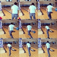Photo taken at Unimas Bowling Alley by Norman T. on 11/3/2013