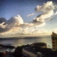 Photo taken at Ladeira da Barra by Lucas G. on 6/23/2013
