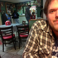 Photo taken at Vito's Pizza by Bobbi D. on 4/6/2013