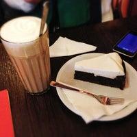 Photo taken at Kaffeeladen by Tobias on 11/4/2012