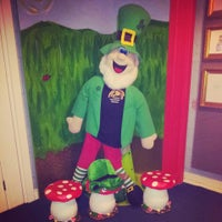 Photo taken at National Leprechaun Museum by Galina K. on 5/25/2013