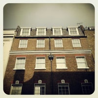 Photo taken at Former Apple Records Savile Row HQ by Johnston S. on 3/19/2013