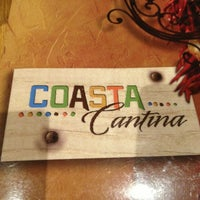 Photo taken at Coasta Cantina by Todd L. on 2/17/2013