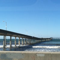 Photo taken at Ocean Beach Pier by Jennifer on 1/30/2013