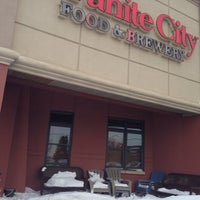 Photo taken at Granite City Food And Brewery by Bill O. on 3/4/2014