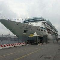 Photo taken at Splendour Of The Seas by Sandy R. on 11/10/2012