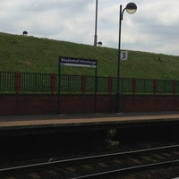 Photo taken at Meadowhall Interchange (MHS) by Evija on 6/8/2013