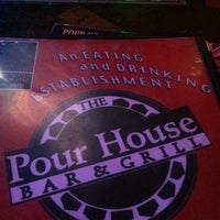 Photo taken at Pour House Bar & Grill by Donald W. on 1/12/2013