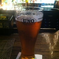 Photo taken at Uno Pizzeria & Grill - Boston by Donald W. on 12/19/2012