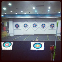 Photo taken at Stanley's Archery by Twinkle C. on 1/10/2013
