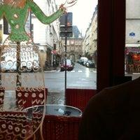 Photo taken at Café des Mousquetaires by Artem on 1/3/2013