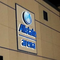 Photo taken at Allstate Arena by Willche on 10/22/2012