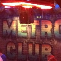 Photo taken at Метро / Metro Club by Olesia.z on 11/8/2012