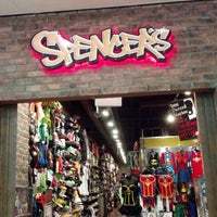 Photo taken at Spencer's Gifts by Tommy T. on 10/18/2012