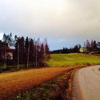 Photo taken at Laukkosken koulu by Vera T. on 12/23/2013