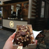 Photo taken at Magnum Ice Cream At Bryant Park by Grace L. on 8/19/2013