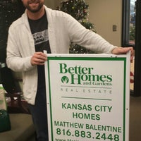 ... Photo Taken At Better Homes And Gardens Real Estate Kansas City Homes  By Matthew B.