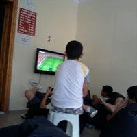 Photo taken at Arena Playstation Cafe by Erkan A. on 10/3/2012