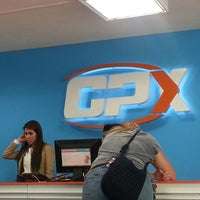 Photo taken at CPX by Alejandro B. on 5/21/2013