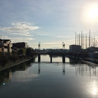 Photo taken at 太陽橋 by hirowtjp on 1/6/2018