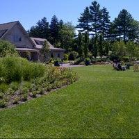 Photo taken at Coastal Maine Botanical Gardens by William R. on 8/5/2013