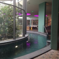 Photo taken at Swimming pool - Spirit Hotel***** by Evgeny M. on 12/14/2013