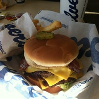 Photo taken at Culver's by Daniel S. on 2/25/2013